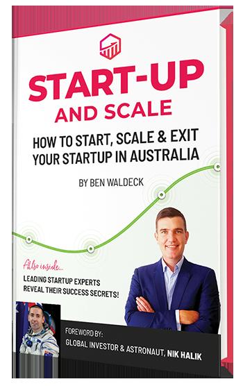 startup book australia